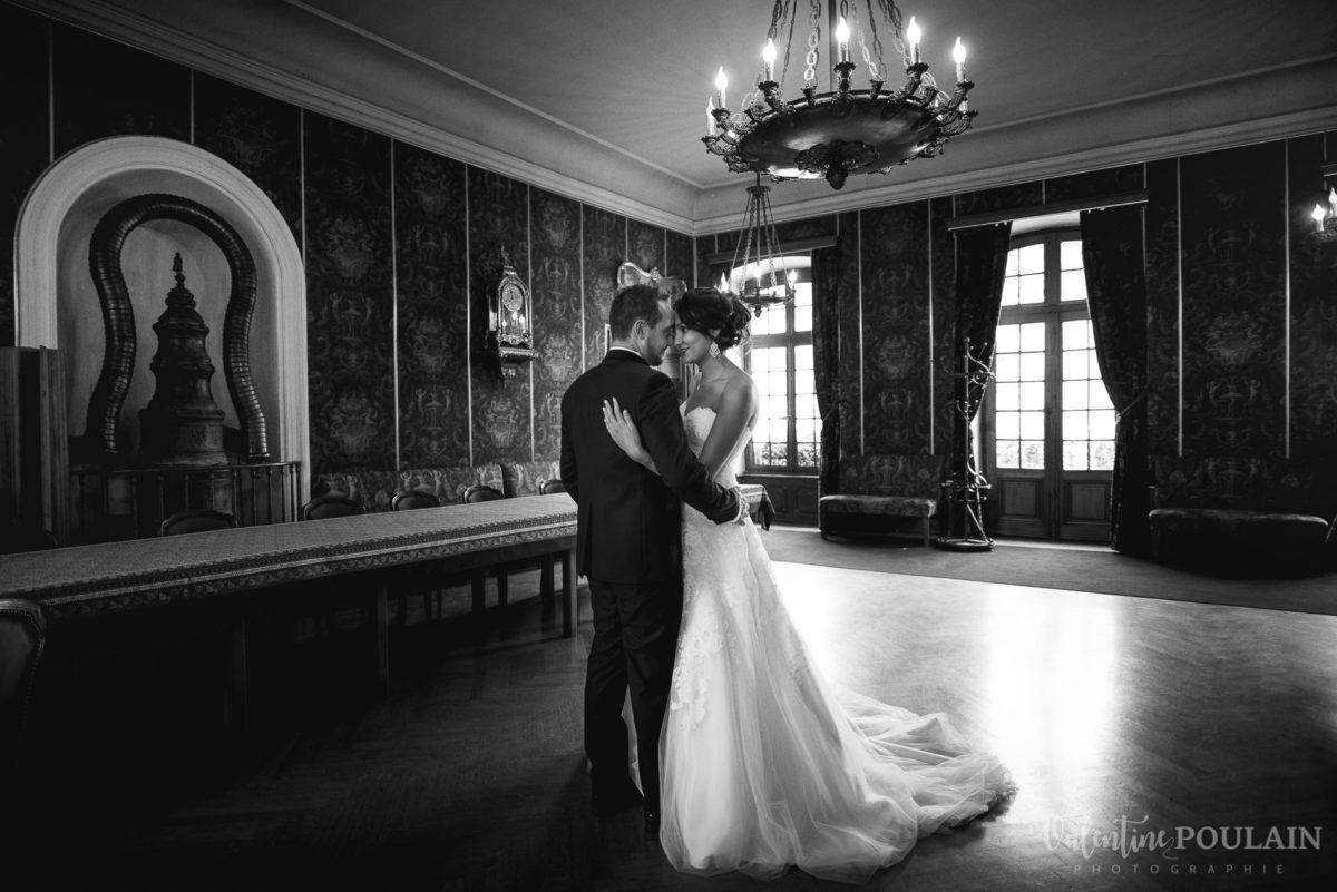 Mariage marin mer - Valentine Poulain danse