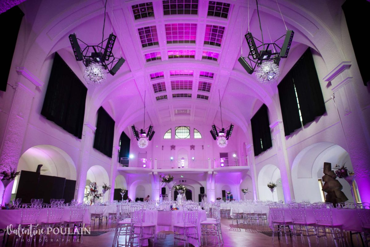 Mariage musée Unterlinden - Valentine Poulain bains municipaux