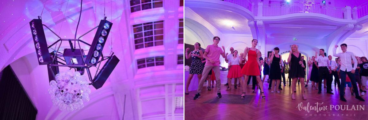 Mariage musée Unterlinden - Valentine Poulain danse