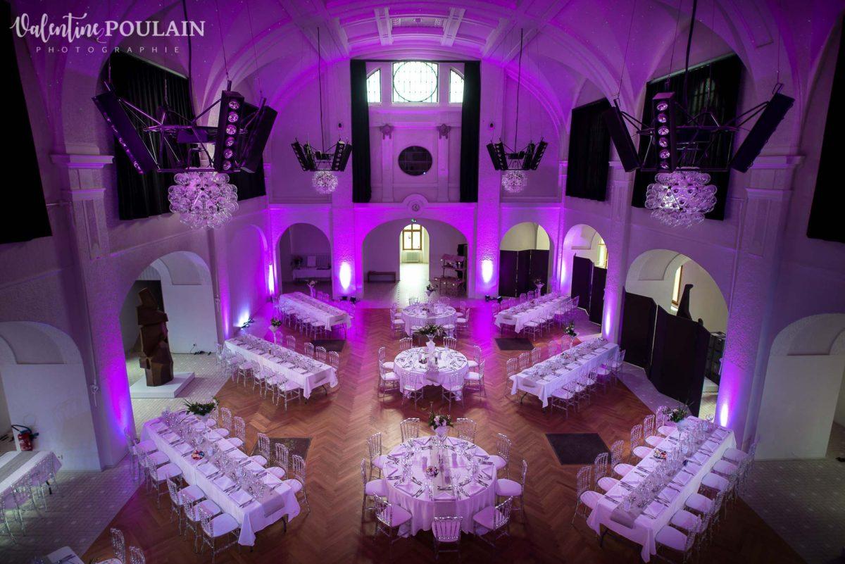 Mariage musée Unterlinden - Valentine Poulain salle