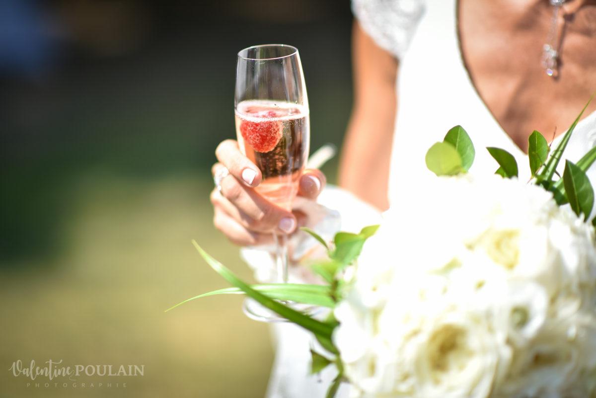 Mariage musée papier peint - Valentine Poulain cocktail