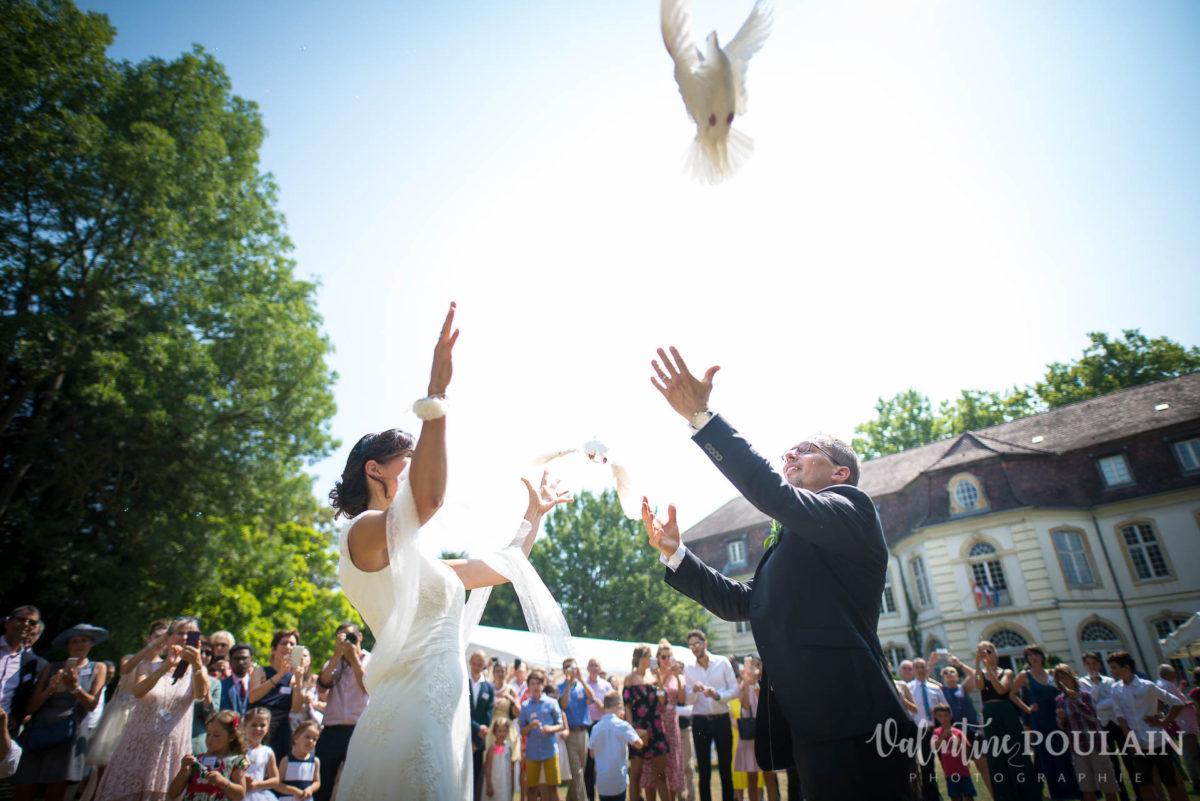 Mariage musée papier peint - Valentine Poulain colombes
