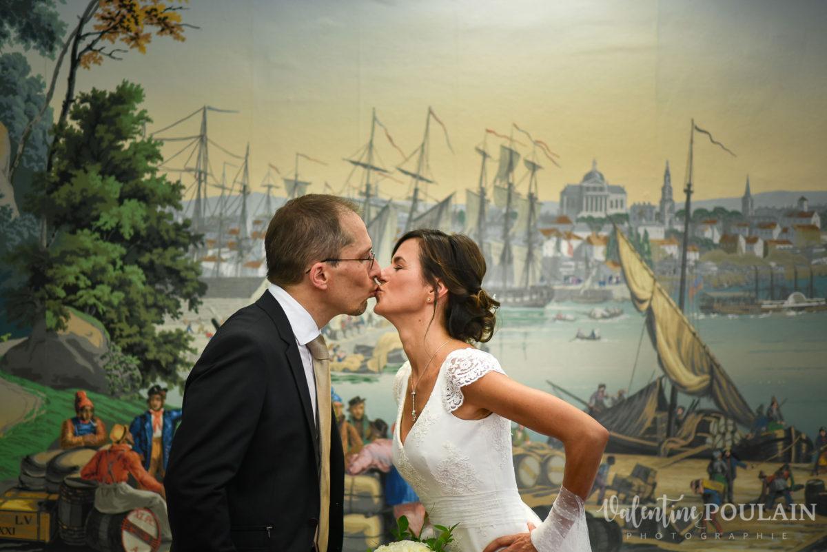 Mariage musée papier peint - Valentine Poulain panorama