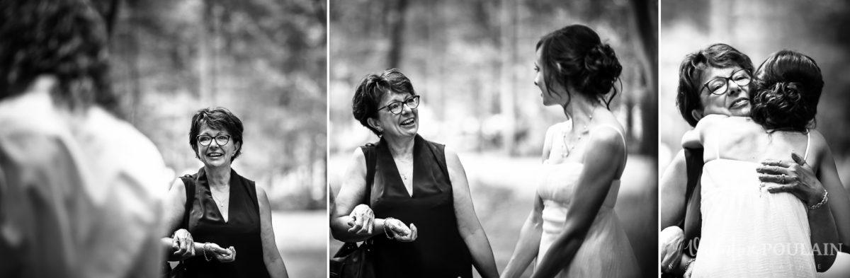 Mariage surprise - Valentine Poulain maman