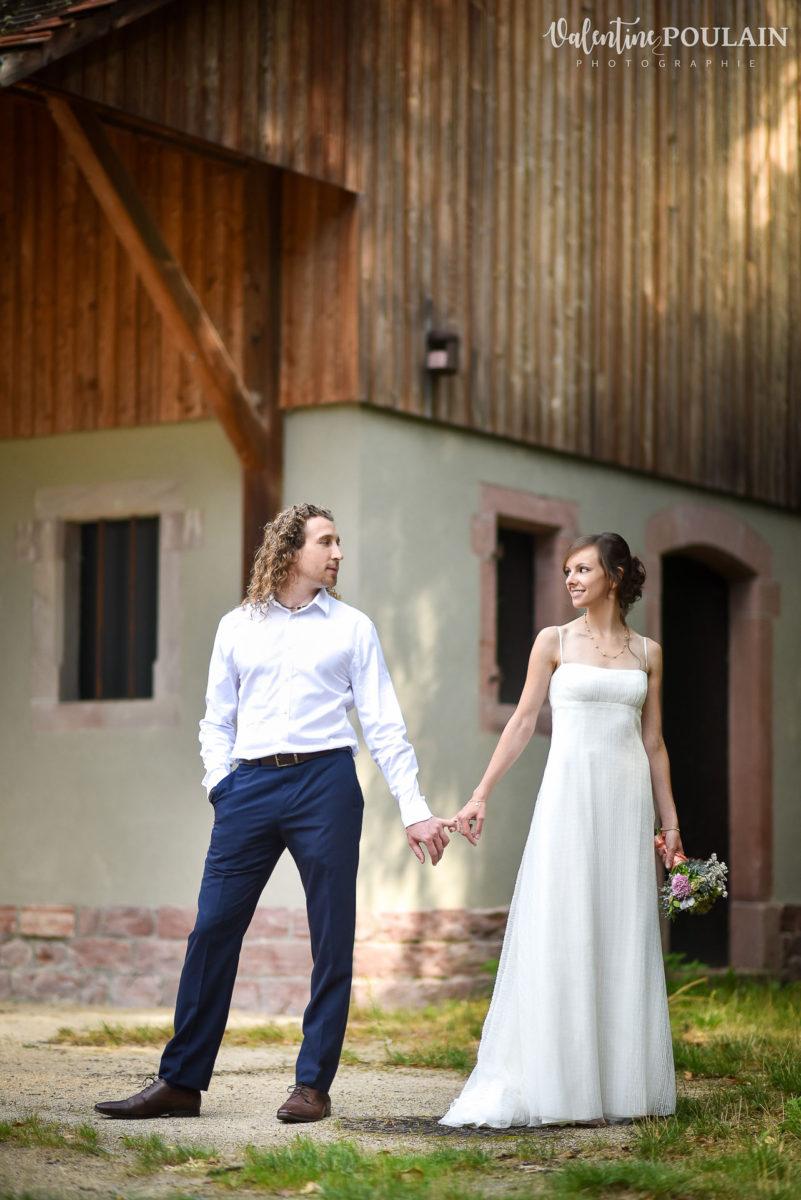 Mariage surprise - Valentine Poulain photographie
