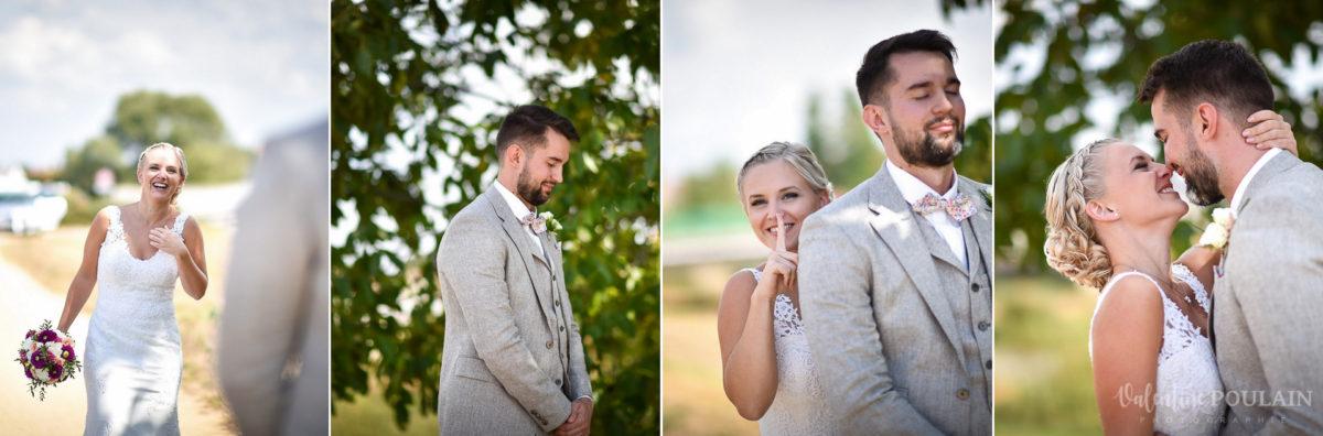 Mariage père marie fille - Valentine Poulain découverte