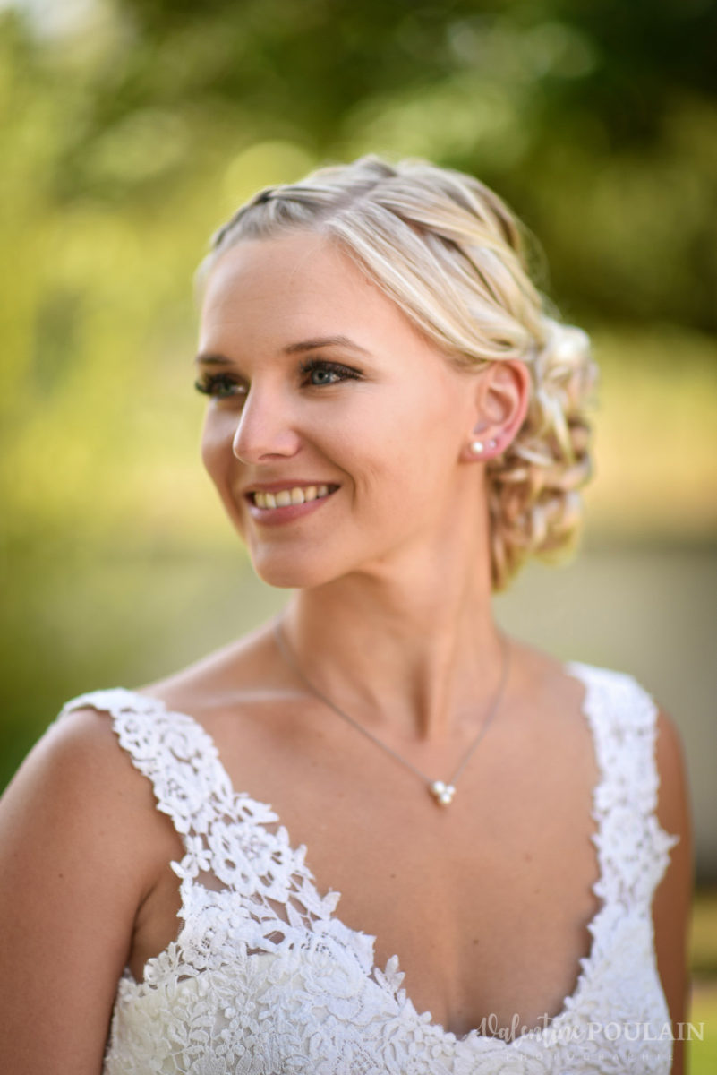 Mariage père marie fille - Valentine Poulain elle
