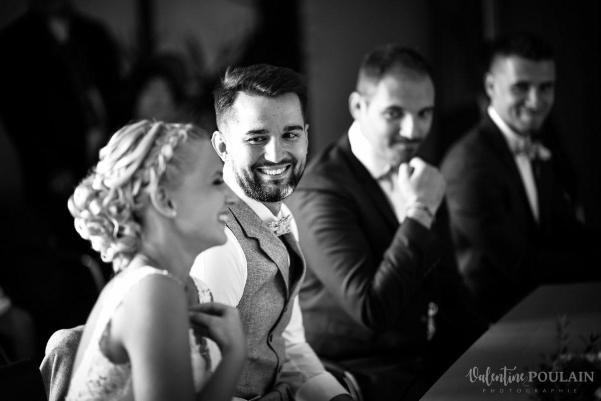 Mariage père marie fille - Valentine Poulain regard
