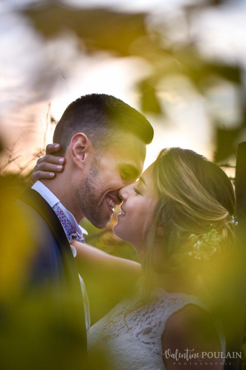 Day after cool coucher soleil - Valentine Poulain baiser