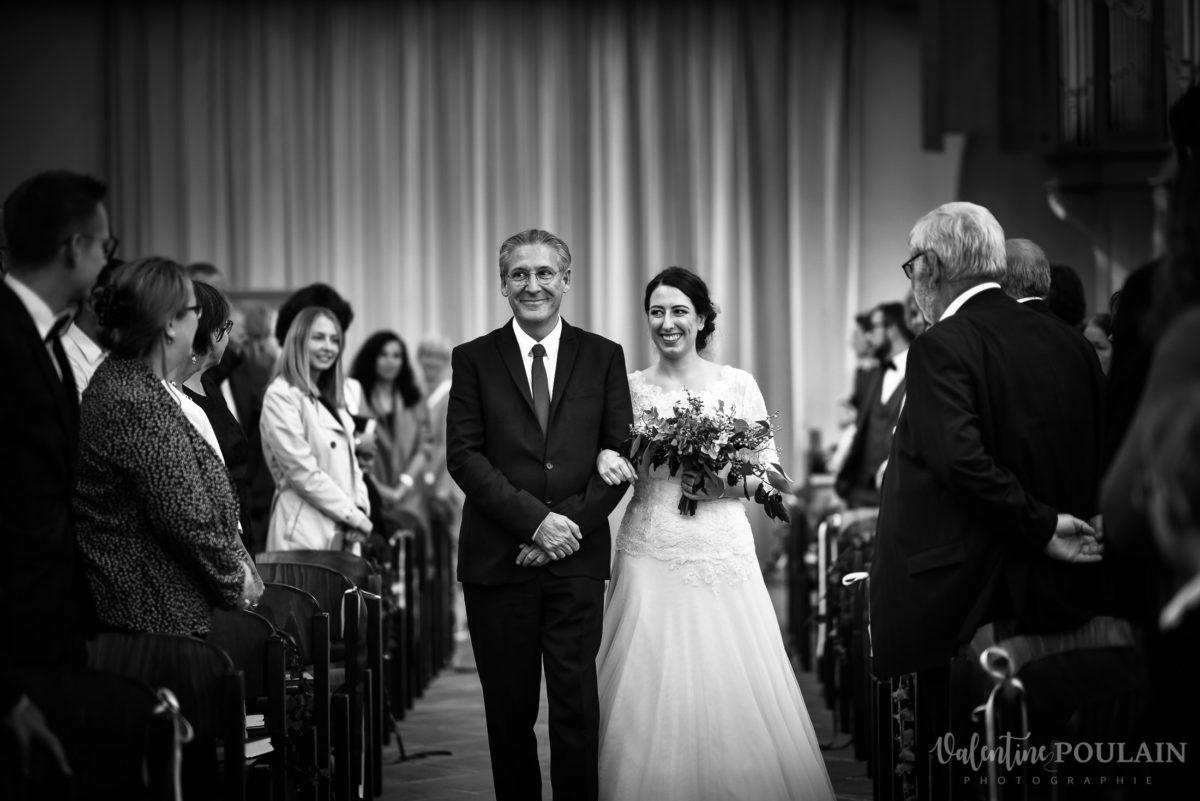 Mariage automne kientzheim père - Valentine Poulain