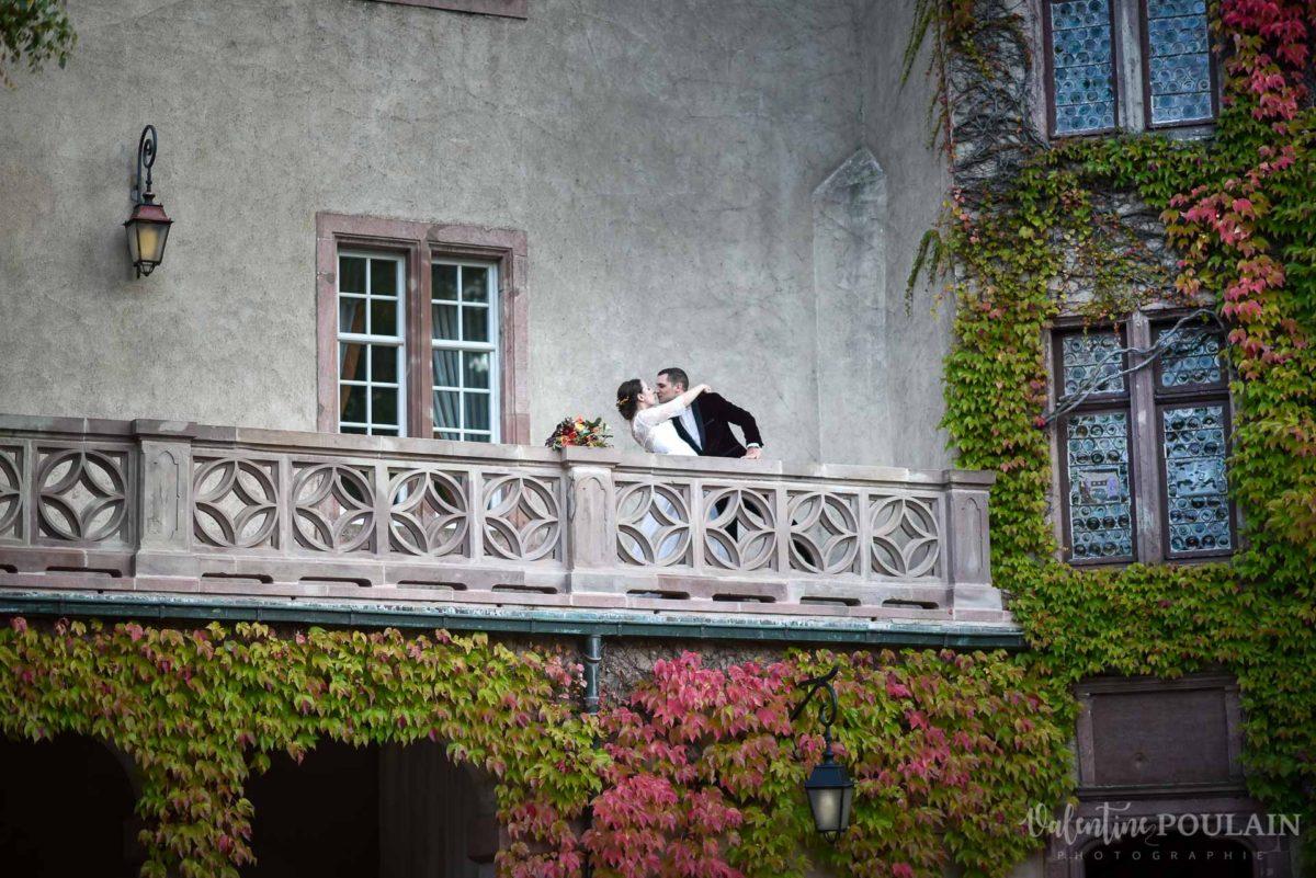 Mariage palette couleurs automne - Valentine Poulain balcon