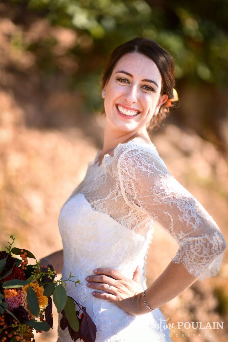 Mariage palette couleurs automne - Valentine Poulain elle