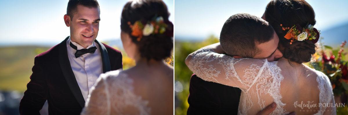 Mariage palette couleurs automne - Valentine Poulain first look
