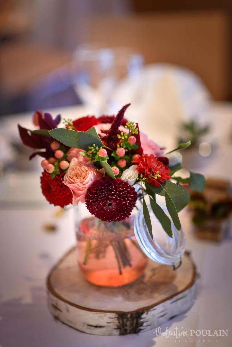 Mariage palette couleurs automne - Valentine Poulain first fleurs