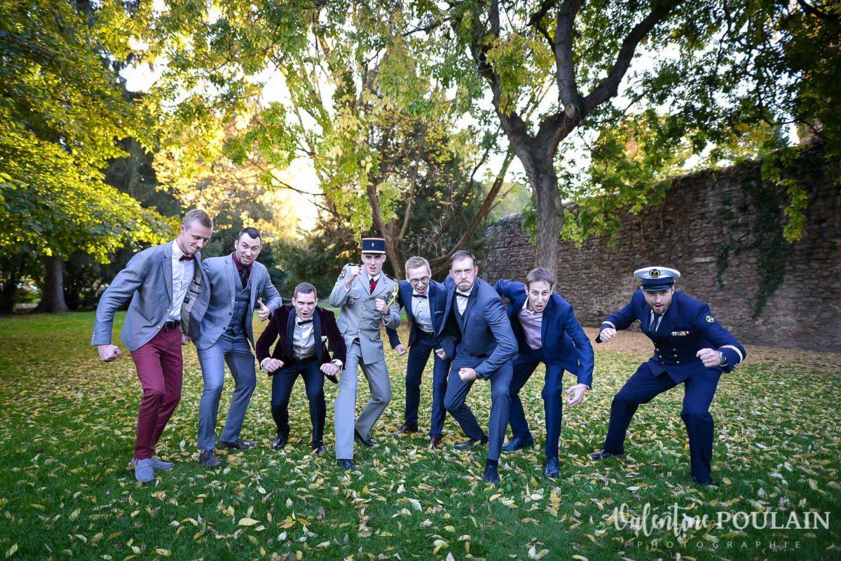 Mariage palette couleurs automne - Valentine Poulain hommes