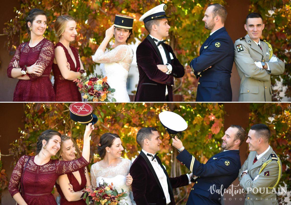 Mariage palette couleurs automne - Valentine Poulain yeah
