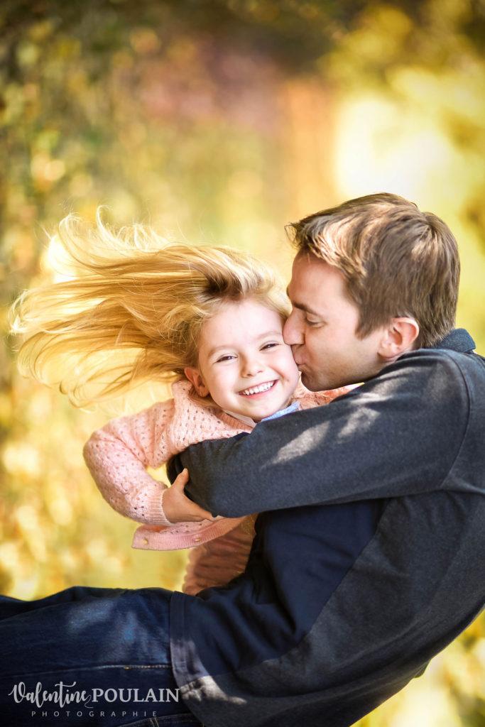 Shooting famille quel âge - Valentine Poulain papa