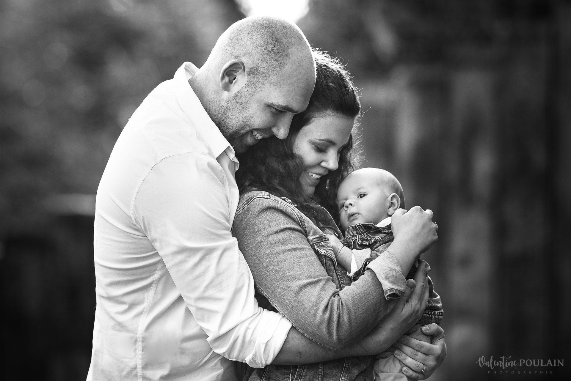 bébé 2 mois - Valentine Poulain