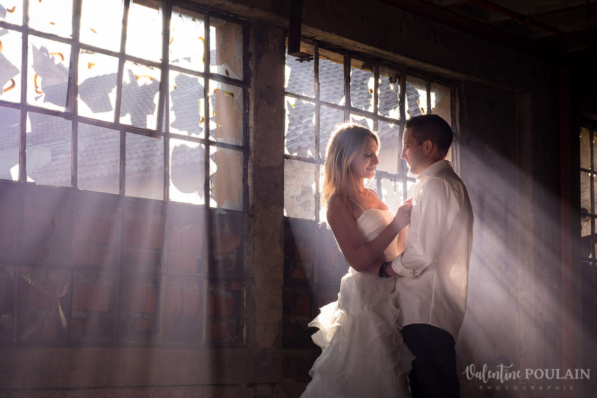 Shooting photo Pole Dance - Valentine Poulain lights