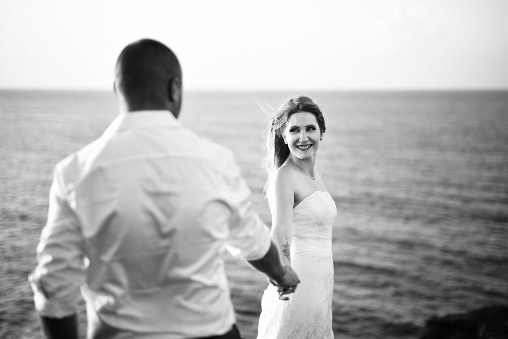 Day after Ile Maurice - Valentine Poulain mariée
