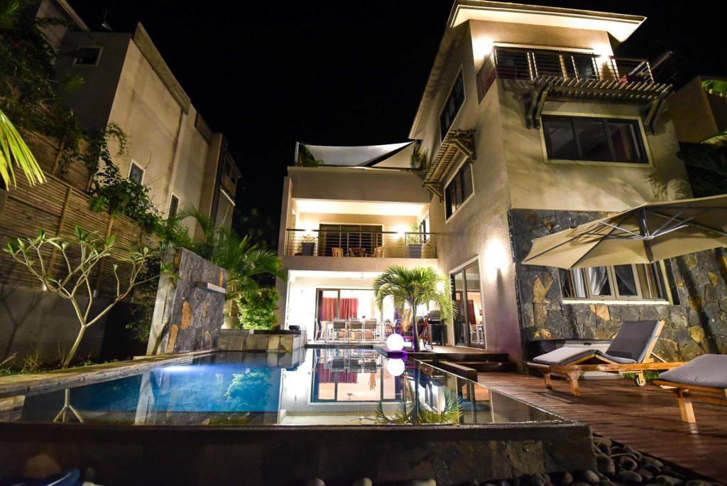 Villa Ile Maurice - Valentine Poulain piscine