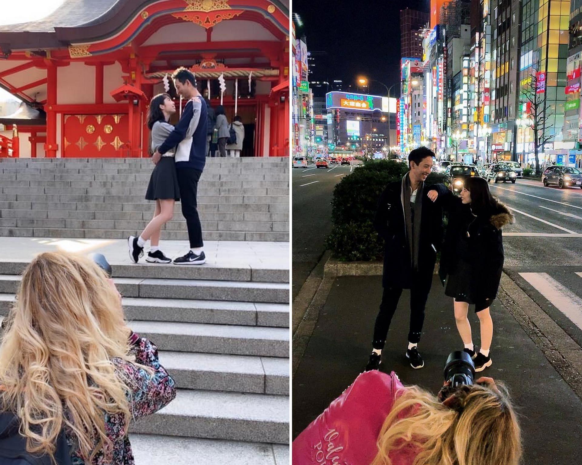 BTS shootings Japon _ Valentine Poulain
