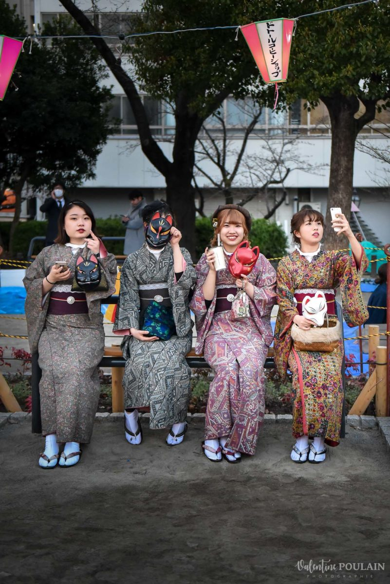 JAPON Tokyo Kyoto - Valentine Poulain filles