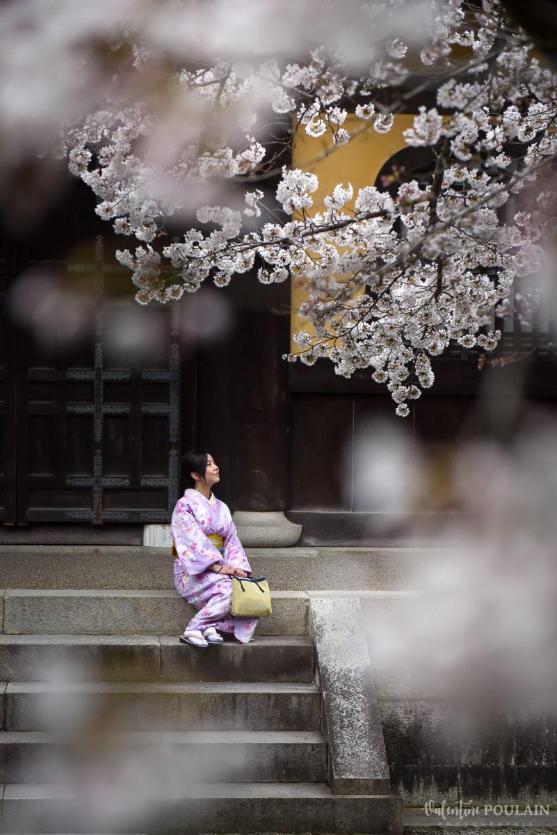 JAPON Tokyo Kyoto - Valentine Poulain marches