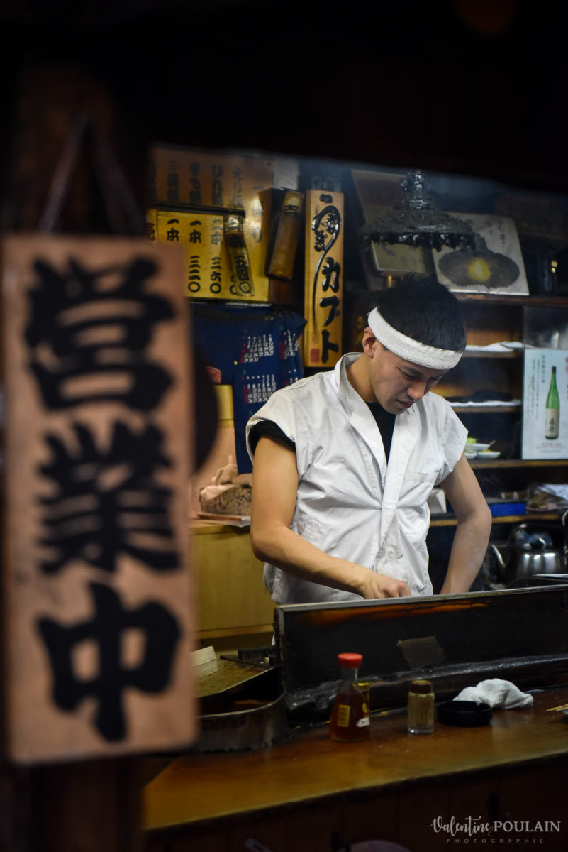 JAPON Tokyo Kyoto - Valentine Poulain cuisines