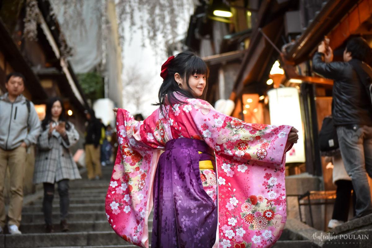 JAPON Tokyo Kyoto - Valentine Poulain tunique