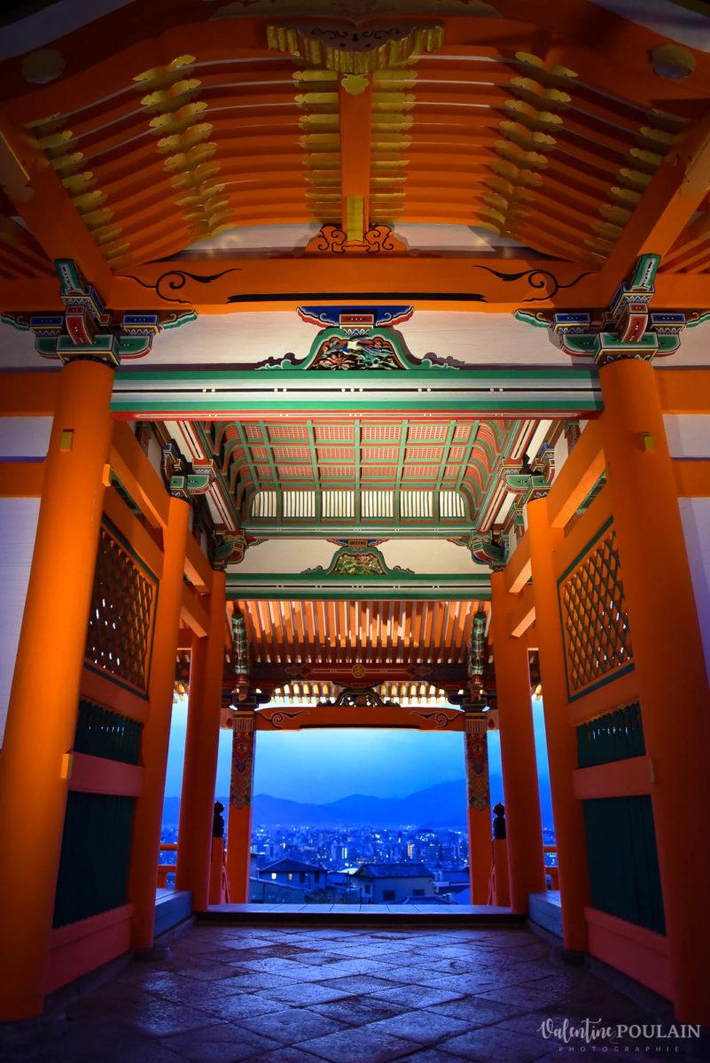 JAPON Tokyo Kyoto - Valentine Poulain porte