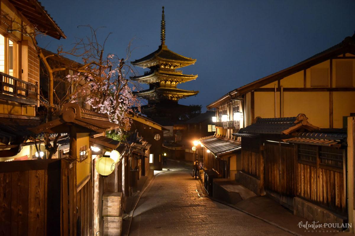JAPON Tokyo Kyoto - Valentine Poulain pagoda Hokan-ji