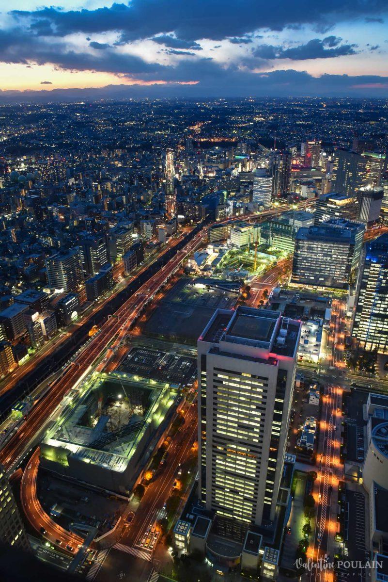 JAPON Tokyo Kyoto - Valentine Poulain Tokyo night