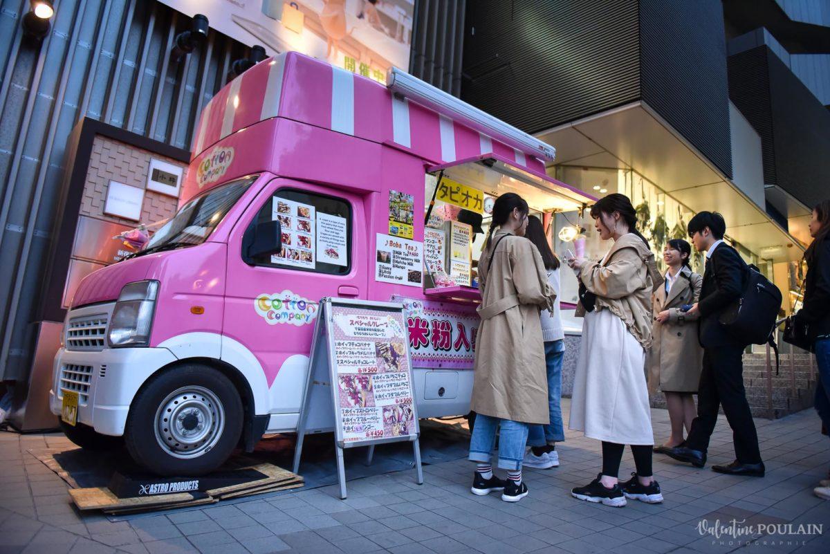 JAPON Tokyo Kyoto - Valentine Poulain foodtruck