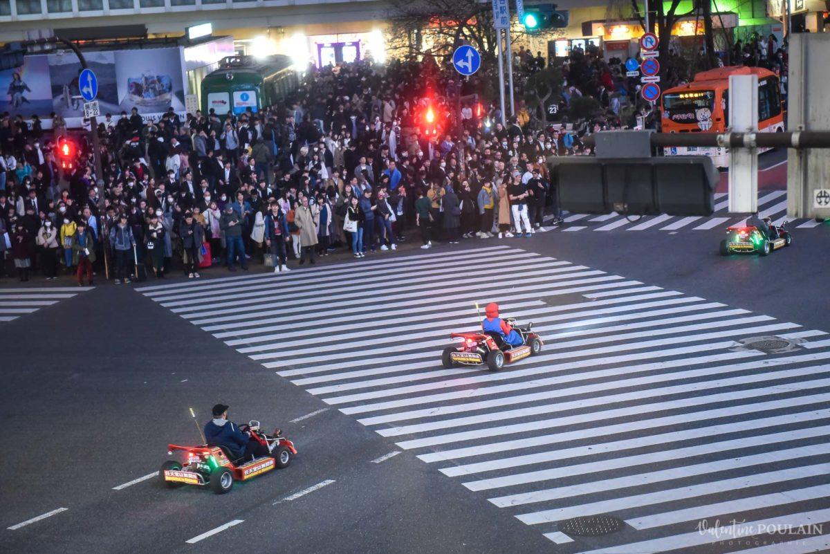 Mario Shibuya - Valentine Poulain