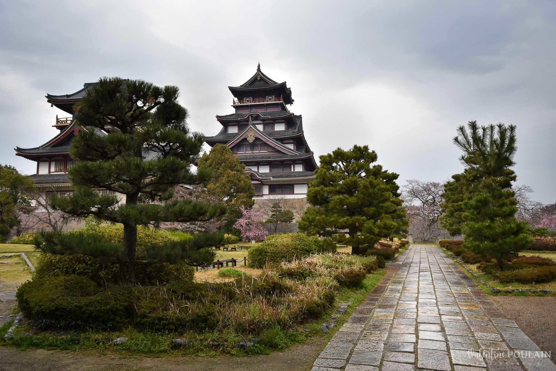 Shooting Couple Kyoto - Valentine Poulain château