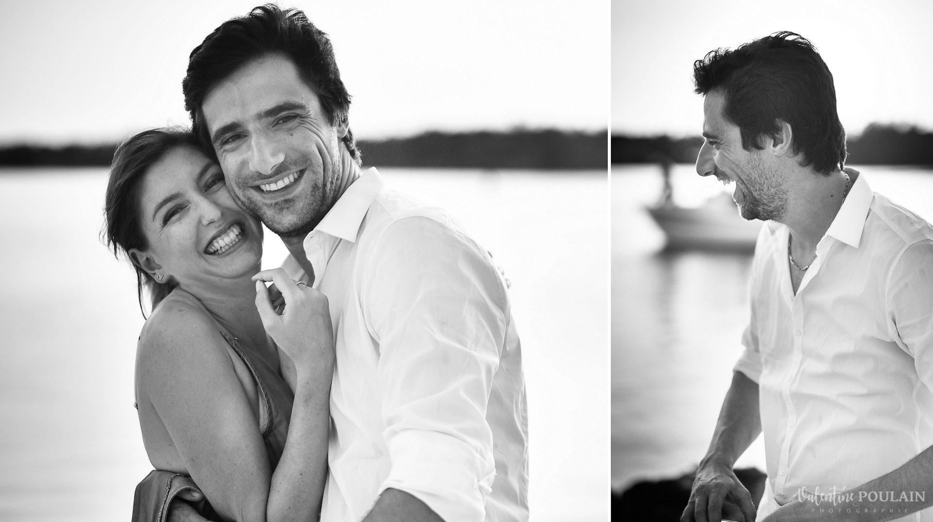 Couple Miam Keys Florida - Valentine Poulain couple