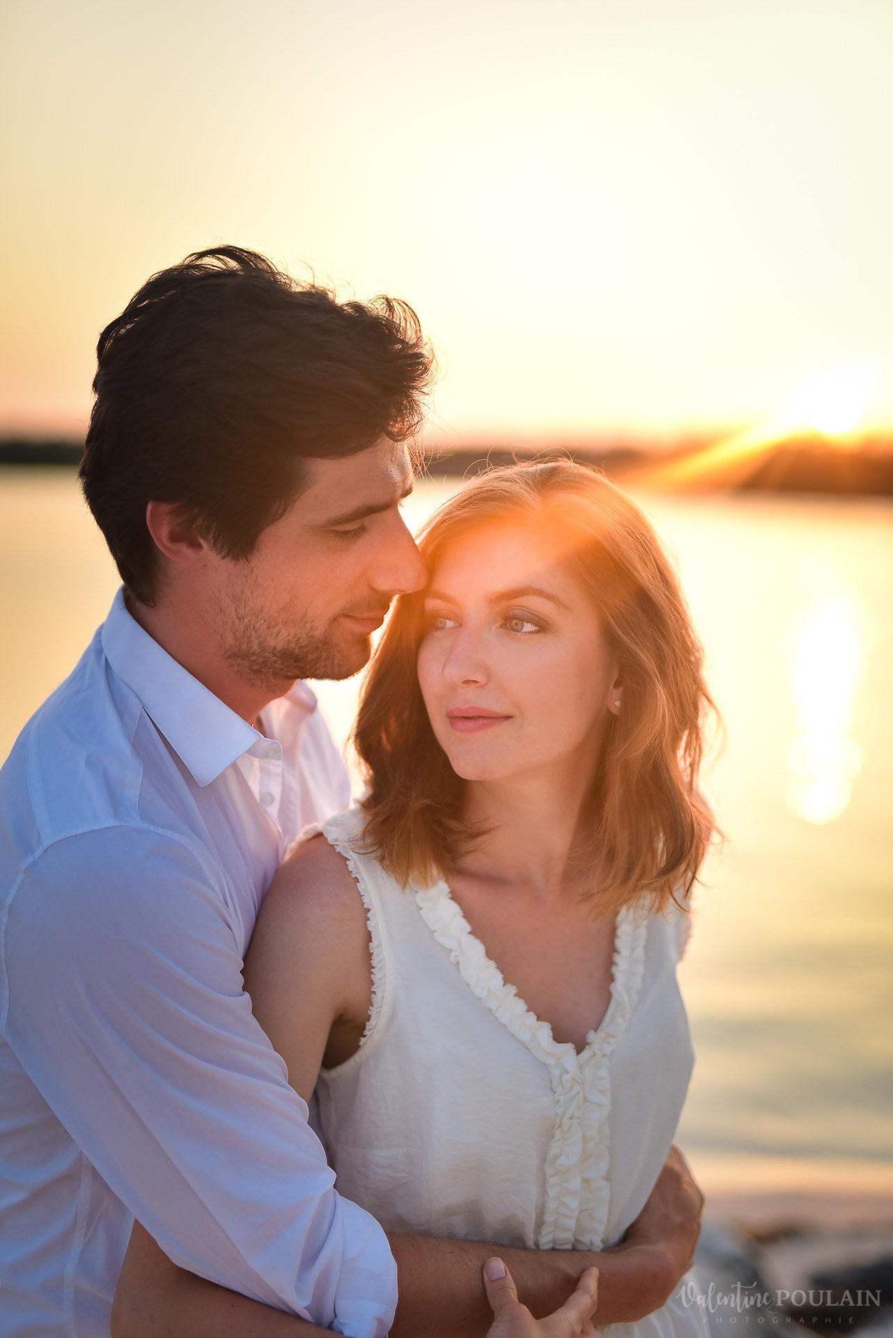 Couple Miam Keys Florida - Valentine Poulain regard