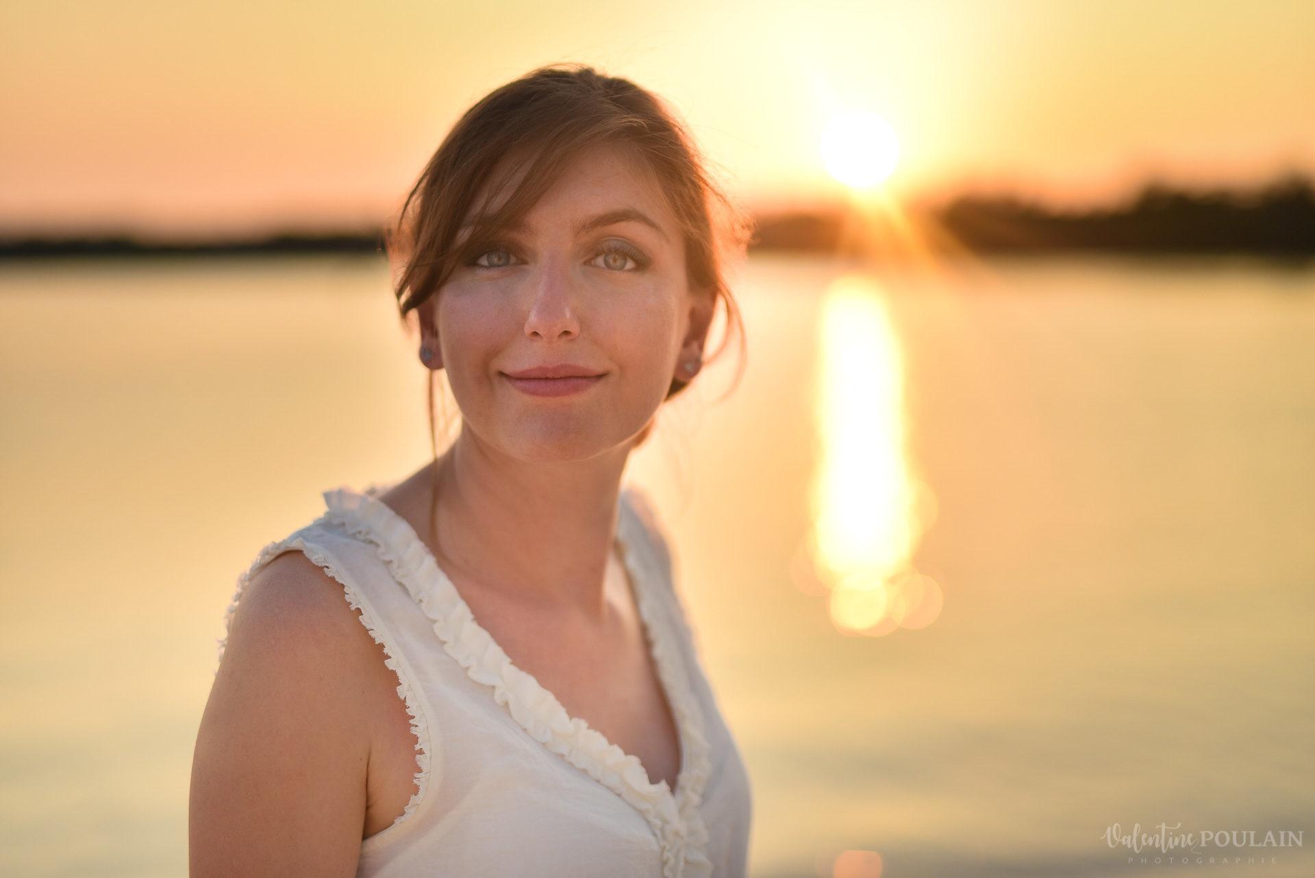 Couple Miam Keys Florida - Valentine Poulain sourire