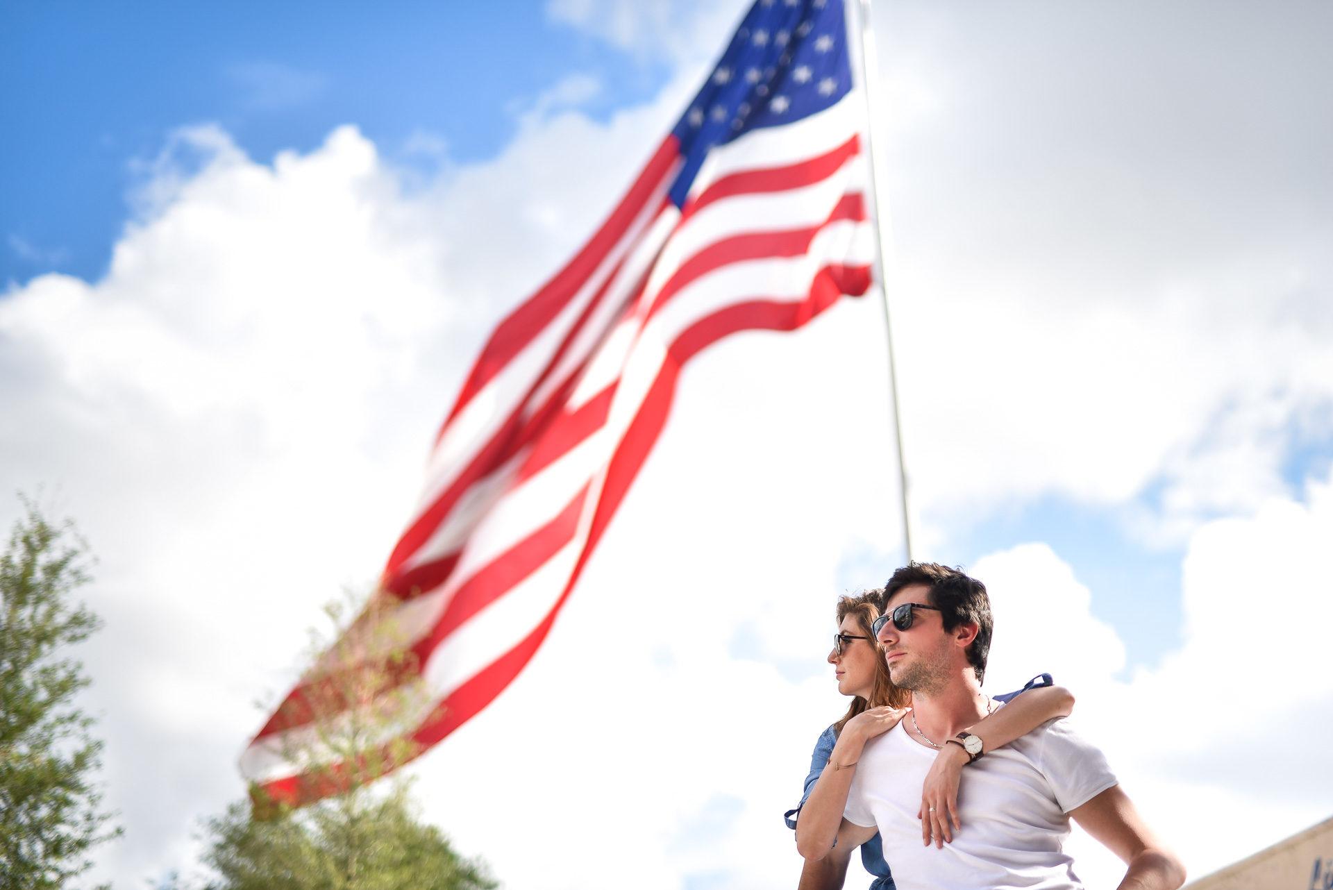 Couple Miami Wynwood - Valentine Poulain USA