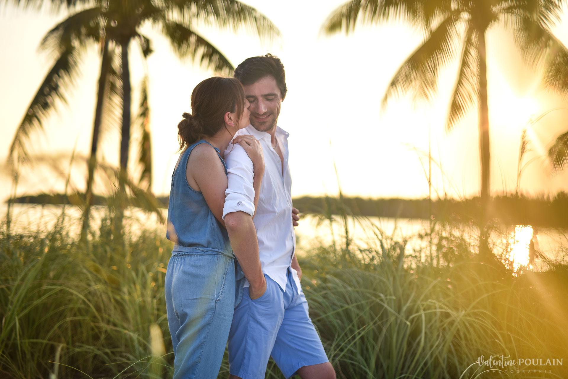 Couple Miami Wynwood - Valentine Poulain complices
