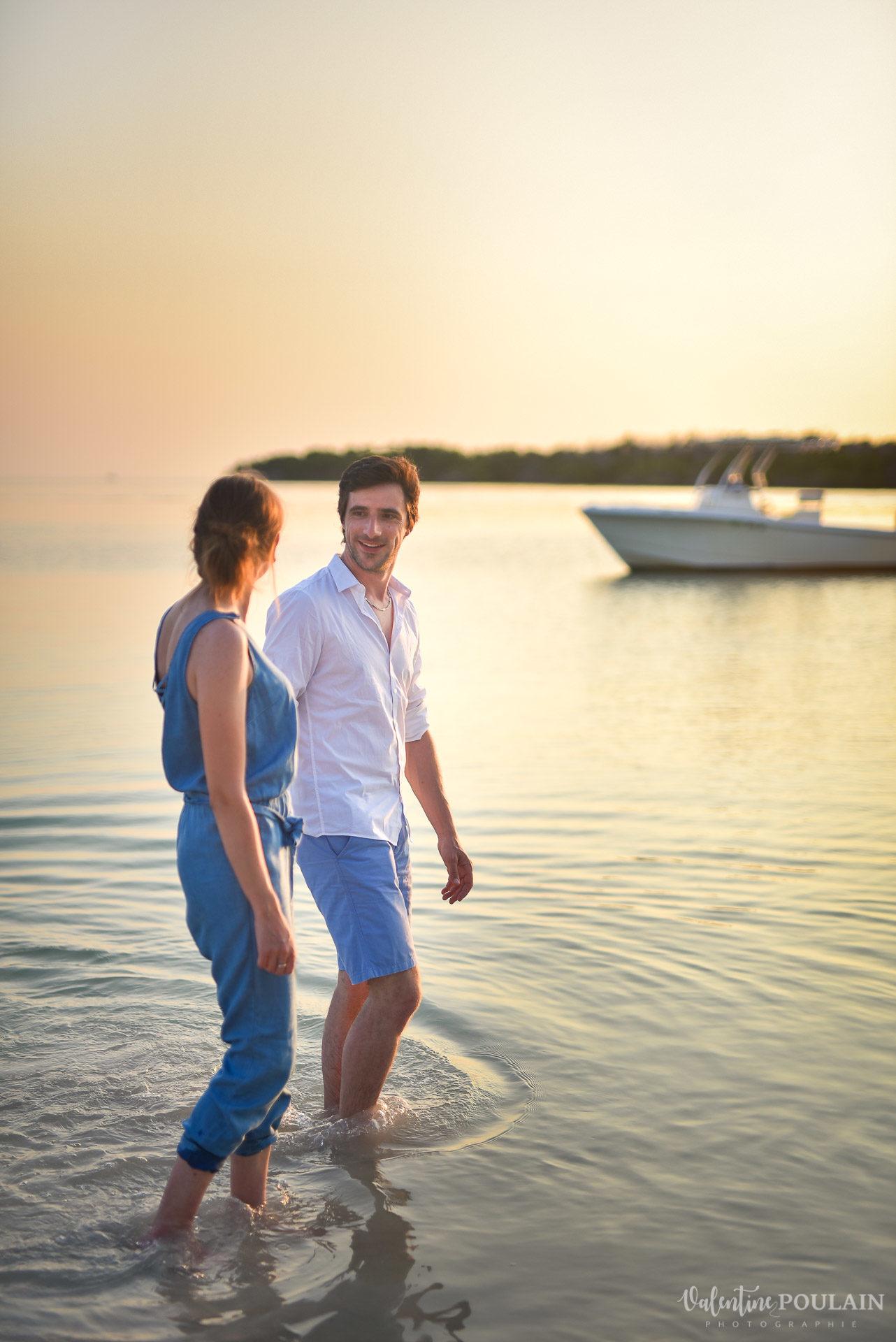 Couple Miami Wynwood - Valentine Poulain eau