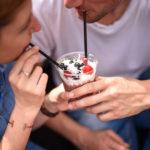 Couple Miami Wynwood - Valentine Poulain glace