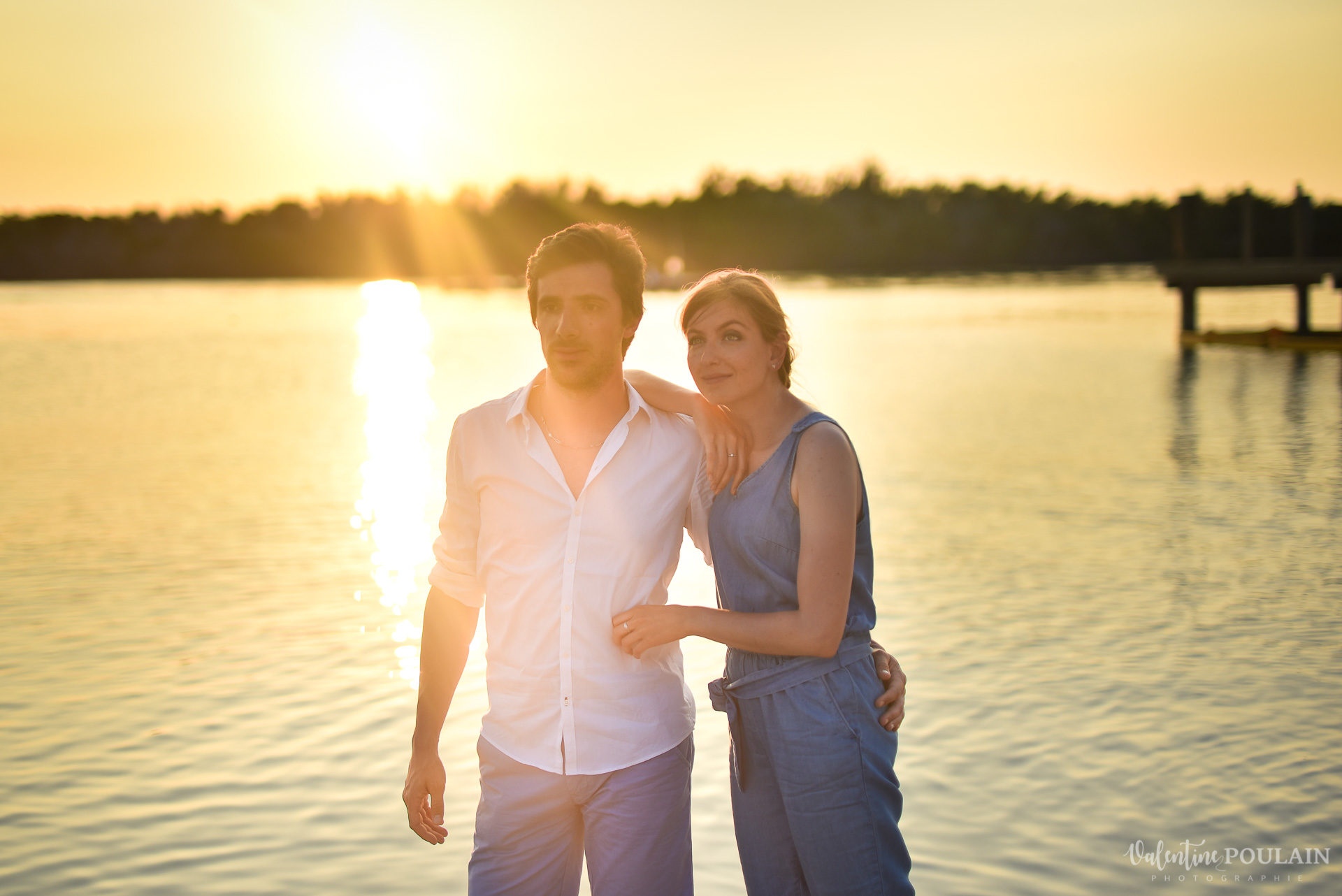 Couple Miami Wynwood - Valentine Poulain soleil