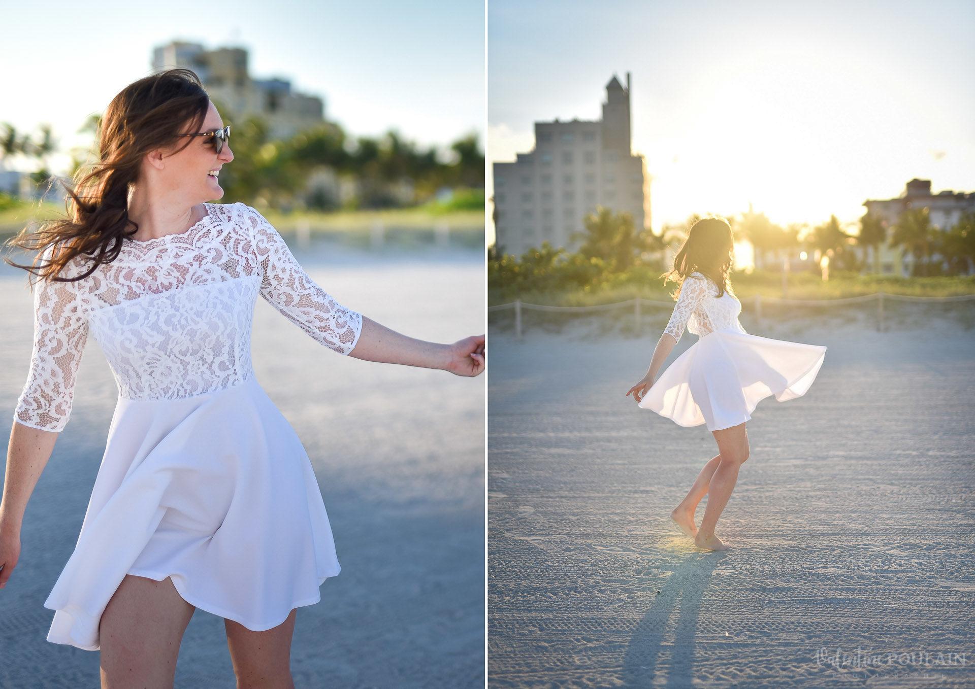 Day after Miami - Valentine Poulain dress