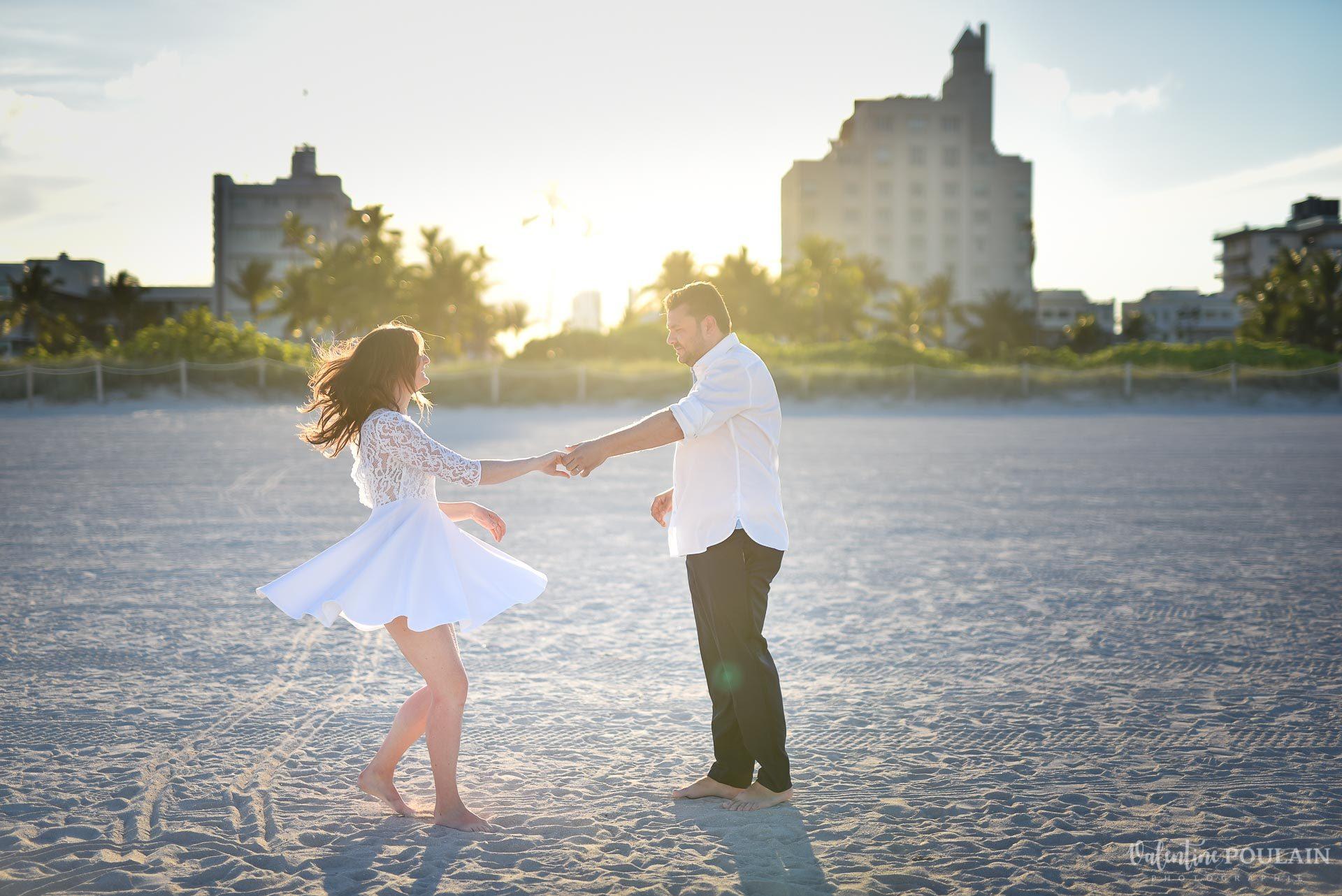 Day after Miami - Valentine Poulain valse