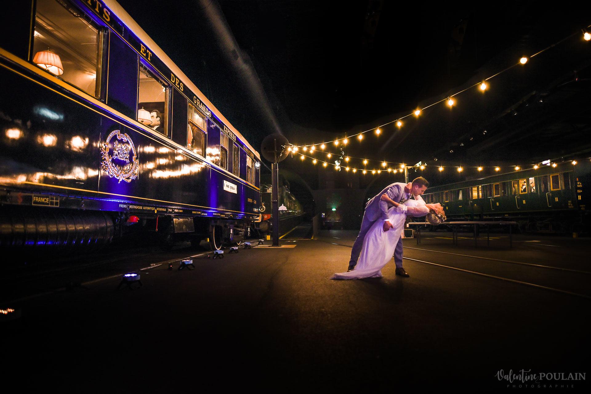 Soirée danse mariage - Valentine Poulain