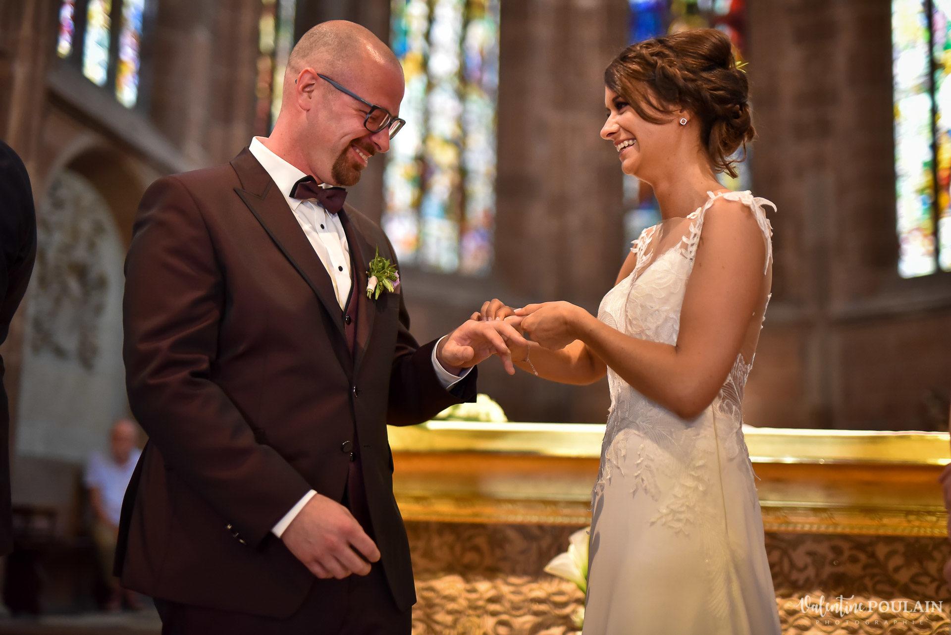 Mariage convivial Saverne - Valentine Poulain oui