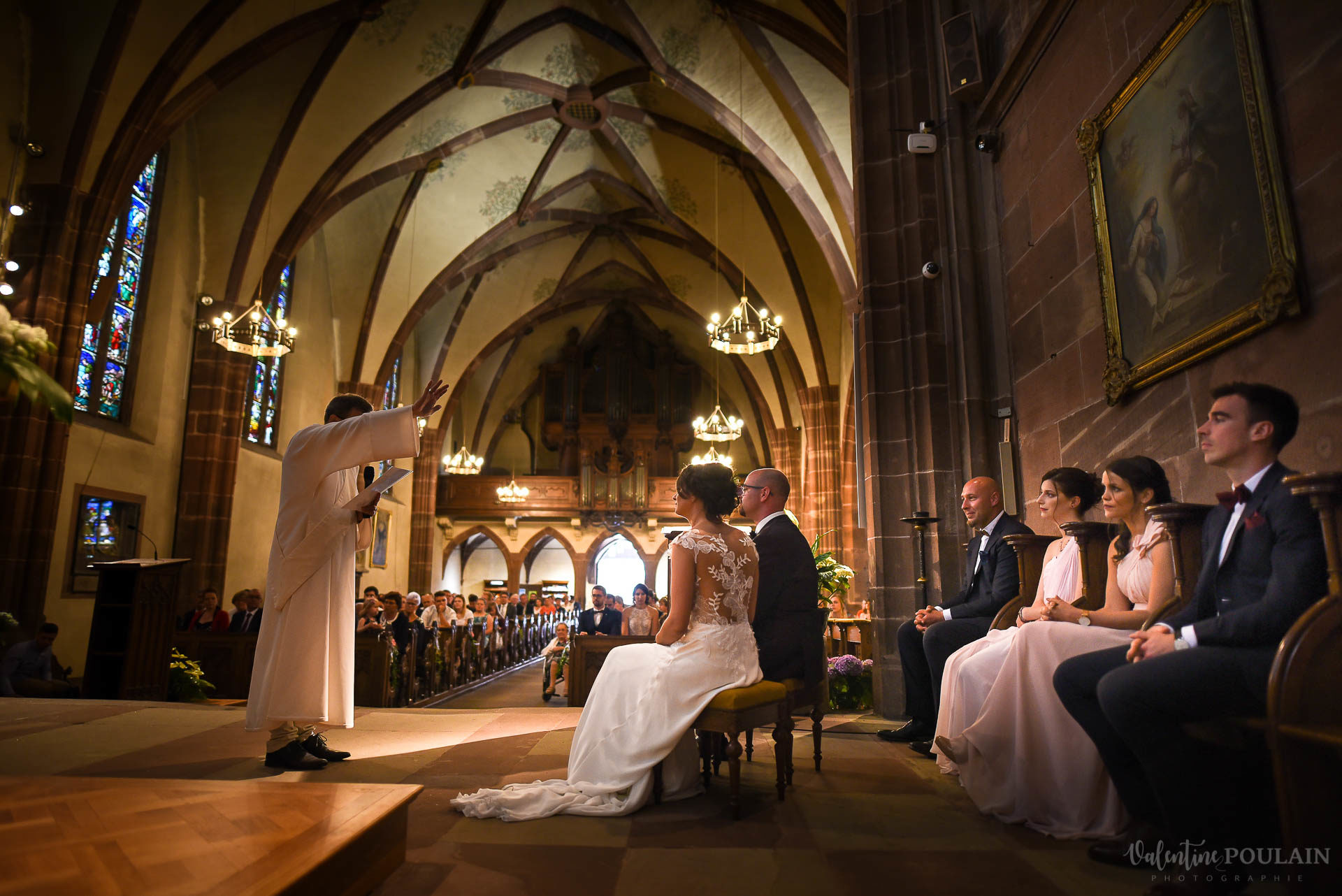 Mariage convivial Saverne - Valentine Poulain dos