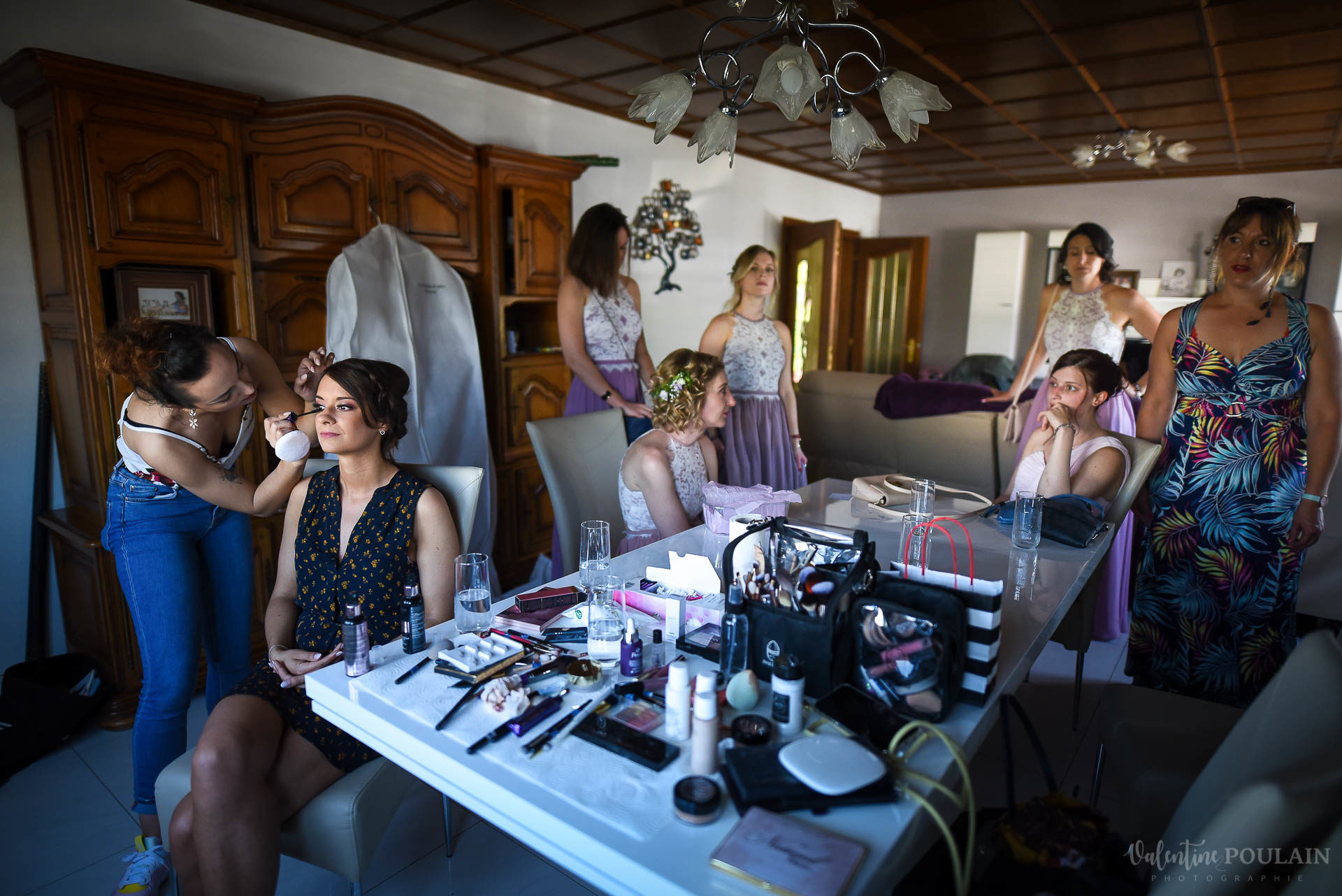 Mariage convivial Saverne - Valentine Poulain preparatifs